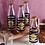 Thumbnail: Waterlicious Bottles Set of 4