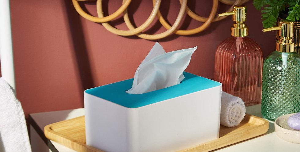 Trends Tissue Box (Aqua Blue)