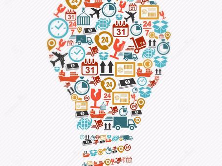 Innovation + Evolution + Ideas = Comfortable Ideas (Comfortable Ideas)