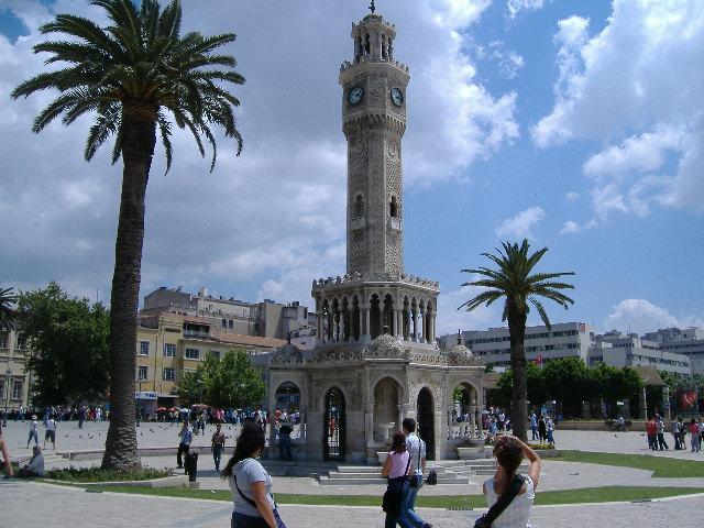 izmir city center