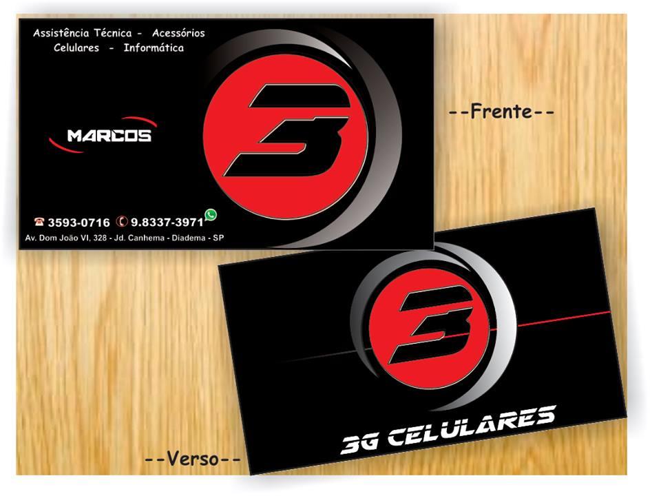 3G Telecom - LOGO / Cartão