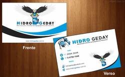 Cartão de Visita HIDRO