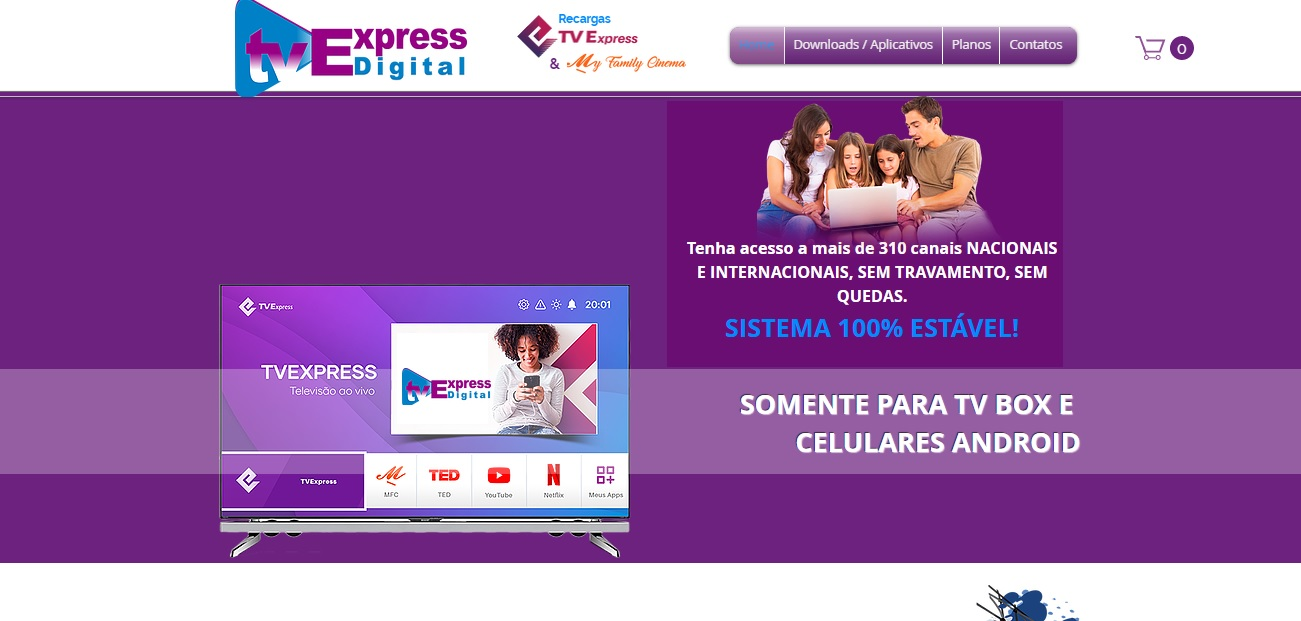 TV Express Digital
