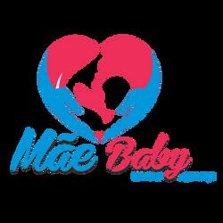 Logo Mãe Baby - Loja Online
