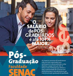Flyer SENAC