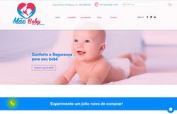 Mãe Baby Loja Online Santa Catarina