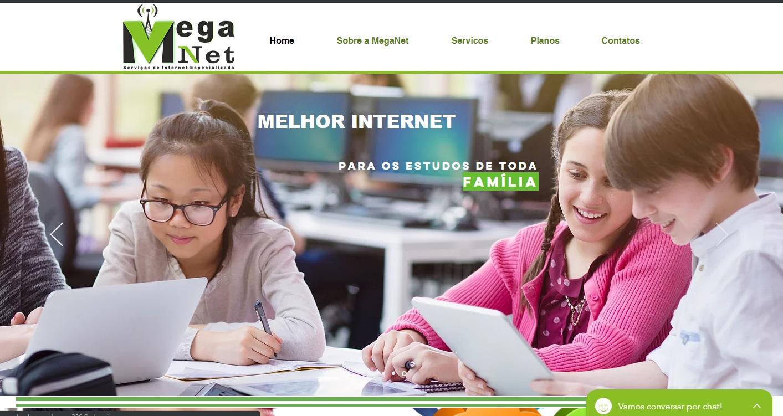 MEGA NET Provedor - Diadema SP