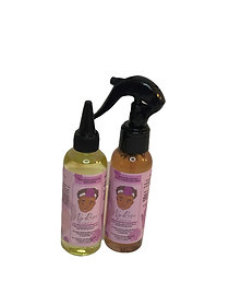 The HairGrowth & Hydration Baby Bundle