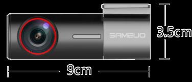 Sameuo U700 Front Dash Camera