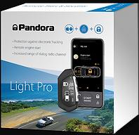 Pandora Light Pro Car Alarm