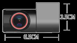 Sameuo U700 Rear Dash Camera