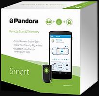 Pandora Smart Car Alarm