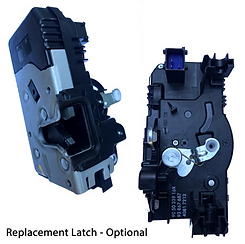 Renault Trafic Replacement Rear Lock Pla