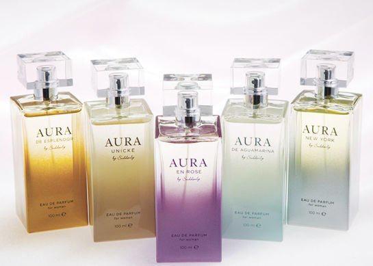 Eau de parfum Aura 100ml