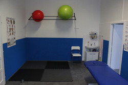 Cvičební prostor
