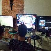 Locação de videogames - Festa!!