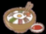 SEOULFOOD Bibimbab Icon