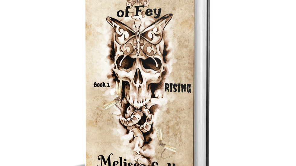 COMING SOON! The Chronicles of Fey:  The Rising SPECIAL EDITION, NEW!