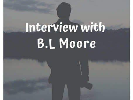 Interview with B.L. Moore