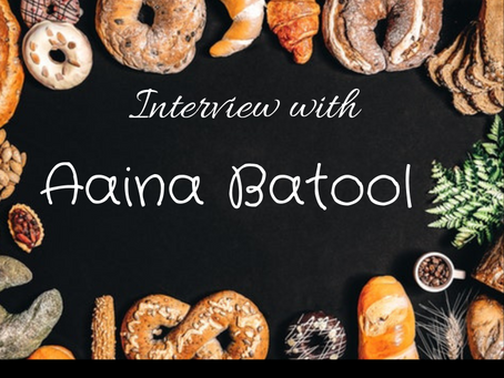 Interview with Aaina Batool