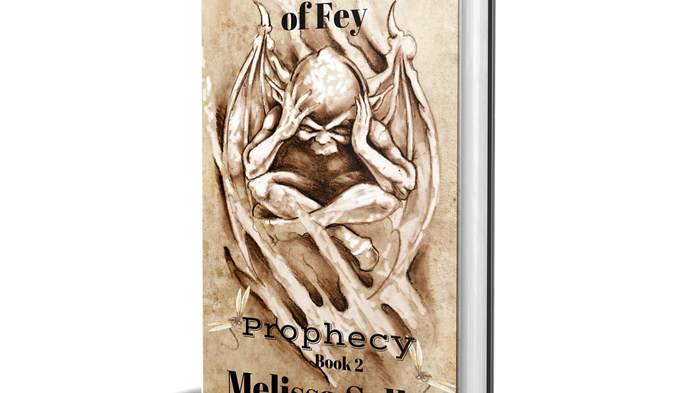 COMING SOON! The Chronicles of Fey: Prophecy, SPECIAL EDITION. NEW!