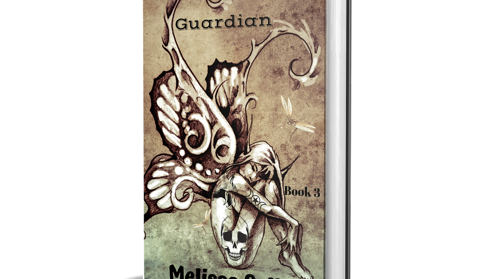 COMING SOON The Chronicles of Fey: Guardian SPECIAL EDITION COVER NEW!