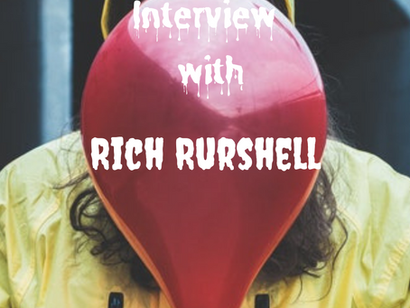 Interview with Rich Rurshell