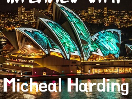 Interview with Micheal Harding