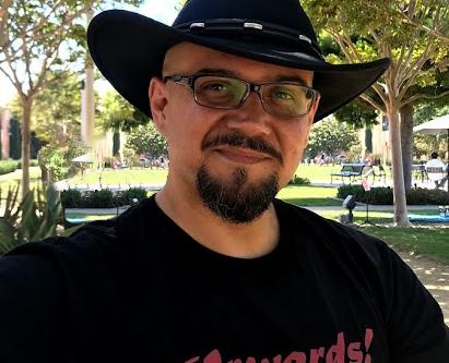 Interview with Alex G. Zarate