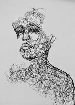 Oeuvre de Myriam Louvel