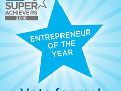'Entrepreneur of the Year' Finalist