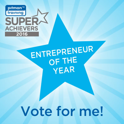 Entrepreneur of the Year Finalist