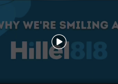Come Smile with Hillel 818