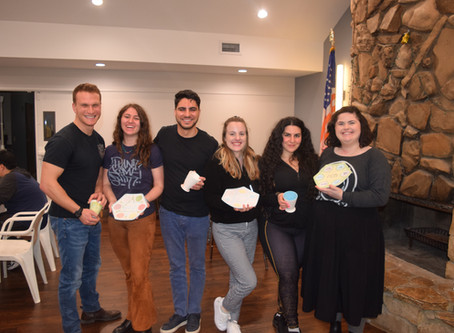 7 Things You Should Know About Hillel 818