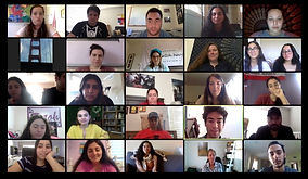 Hillel 818 Zoom Call