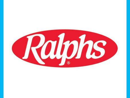 Hillel 818 Ralphs Gift Cards