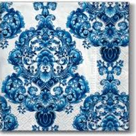 Blue Heaven- Decoupage Napkin