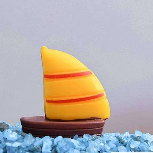 Sailing Boat- Resin Miniature