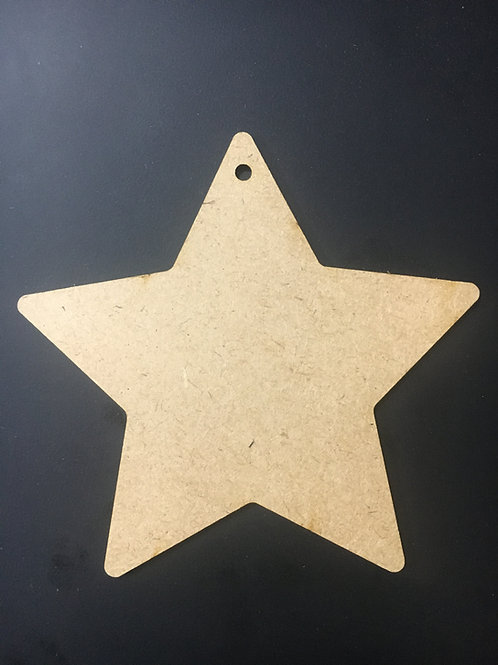 Christmas Ornament - Star