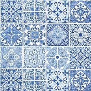 Tiles - Decoupage Napkin