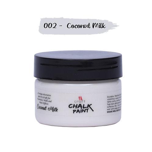 Coconut Milk, Chalk Paint - ICraft