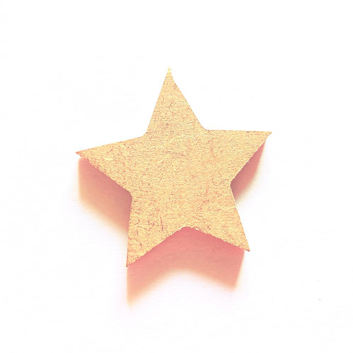 Mini Christmas Star - MDF Base