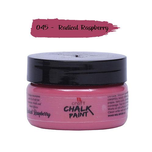 Radical Rasperry, Chalk Paint - ICraft