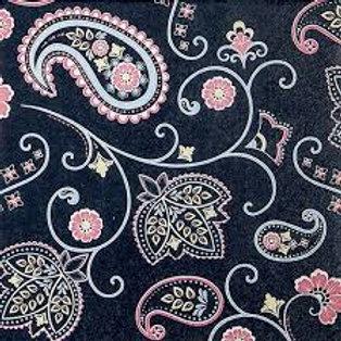 Modern Paisley - Decoupage Napkin