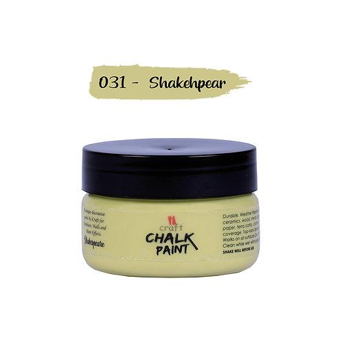 Shakespear, Chalk Paint - ICraft