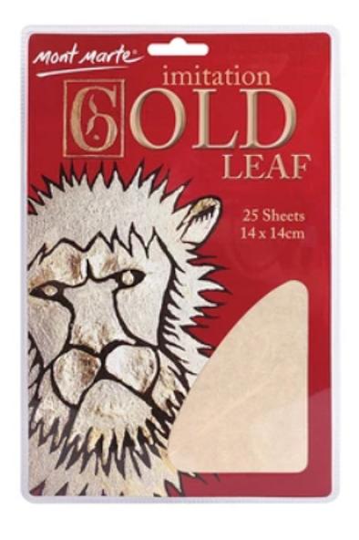 Gold Leaf - Mont Marte