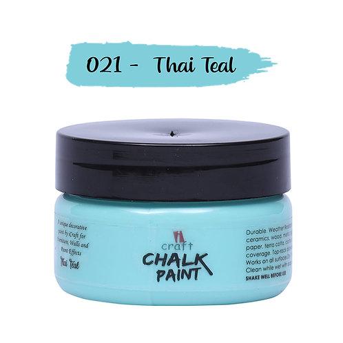 Thai Teal, Chalk Paint - ICraft