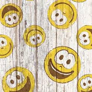 Smiley - Decoupage Napkin