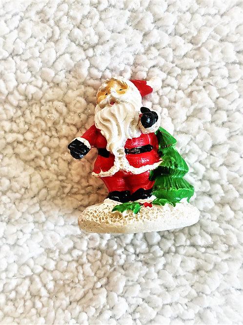 Santa Miniature