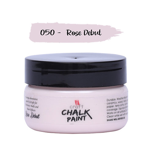 Rose Debut, Chalk Paint - ICraft